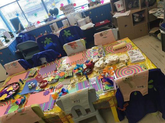 Ardrossan, UK: Toddler Messy Play!
