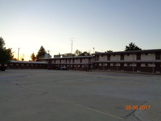 Yates Center KS Townsman Motel