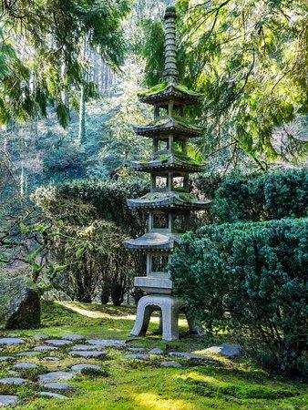 Japanese Garden, Portland, Oregon - Picture of Portland Japanese ...