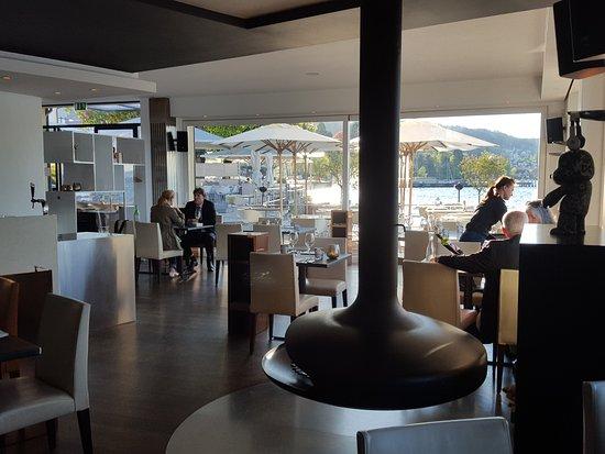 Seerestaurant L'O : Neue Innengestaltung