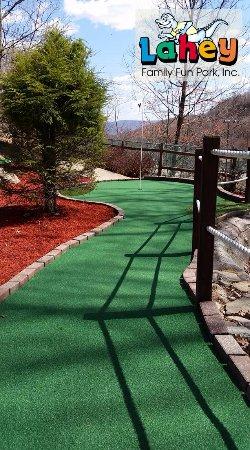 Lahey Family Fun Park: Mini-Golf