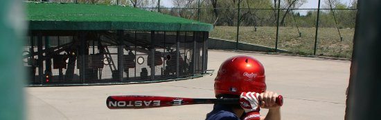 Lahey Family Fun Park: Batting Cages
