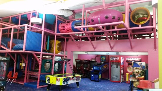 Clarks Summit, PA: Soft Play and Arcade