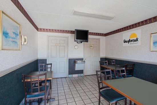 Greeneville, TN: Breakfast Room