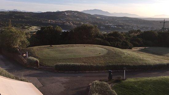 Hotel Almenara Resort: Photo from the terrace