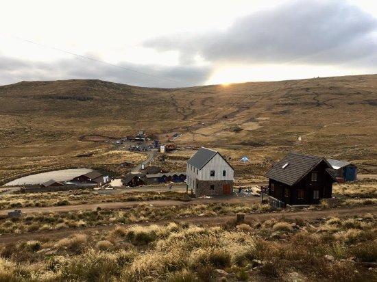 AfriSki Ski and Mountain Resort: Village