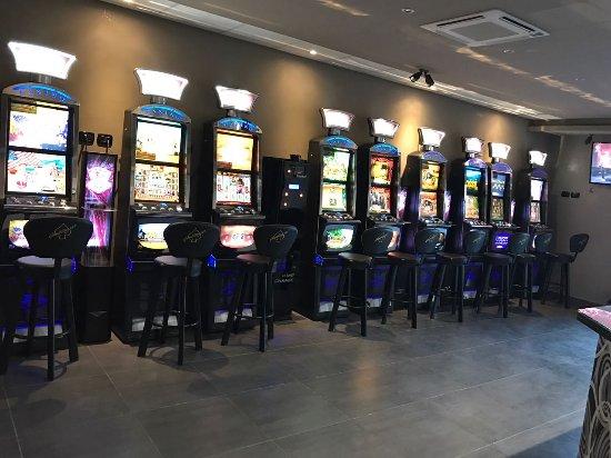 Sala Slot VLT Gambling 167