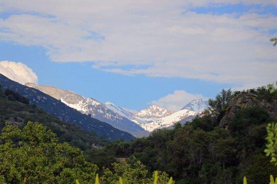 Three Rivers, CA: Sierra vista