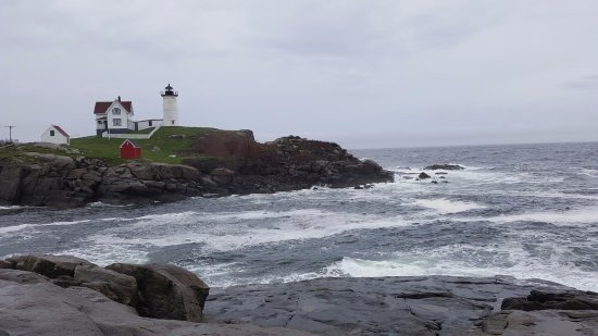 Cape Neddick Nubble Lighthouse: Awsome