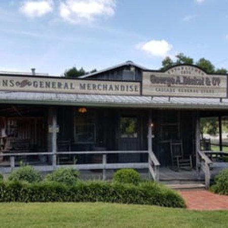 Tullahoma, TN: The visitors center