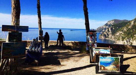 Amalfi-drive Limousine Service Tours: Amalfi Coast tour