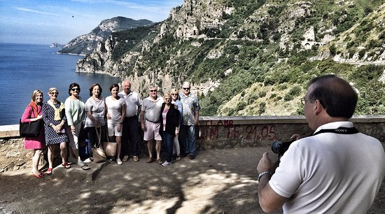 Amalfi-drive Limousine Service Tours