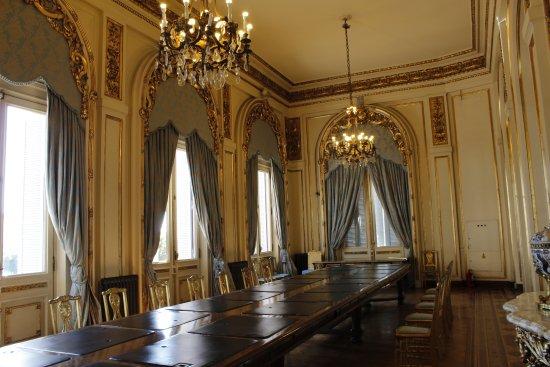 Sala de juntas casa rosada picture of la casa rosada for Sala 0 palacio de la prensa