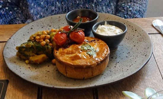 Ilsington, UK : Pie of the day