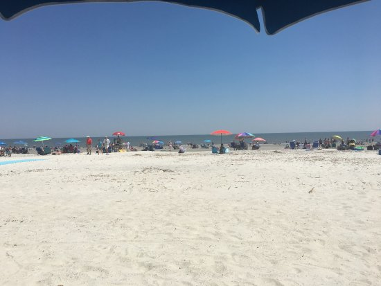 Coligny Beach Early May 2017 Picture