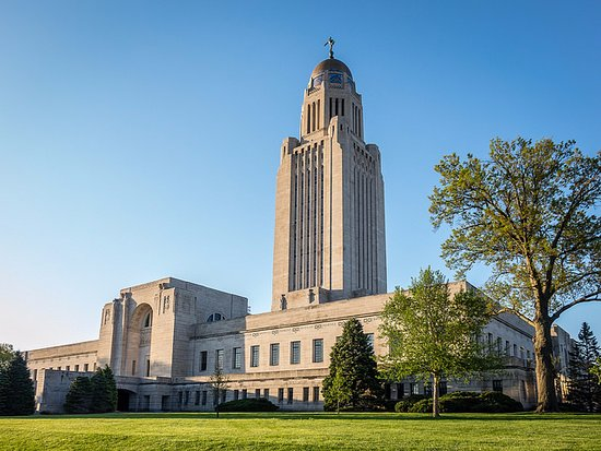 Image result for Nebraska State Capitol