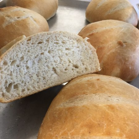 Olney, MD: Fresh baked bread