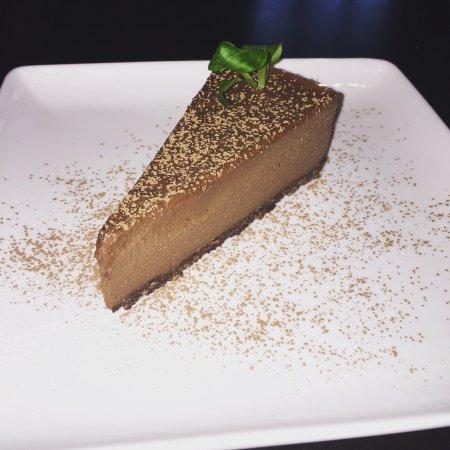 Olney, MD: House made Vegan, GF Chocolate Mousse Cake