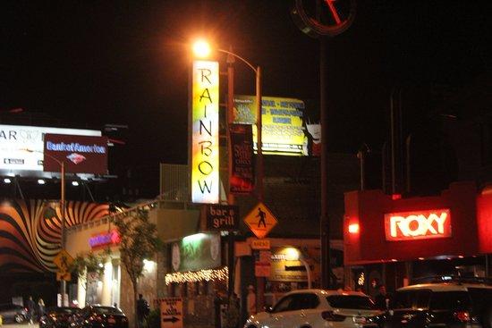 Sunset strip cafe