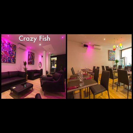 Crazy fish geneva restaurant reviews phone number for Crazy fish restaurant