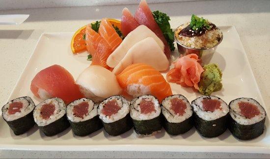 Oldsmar, فلوريدا: Oishi Sushi & Thai