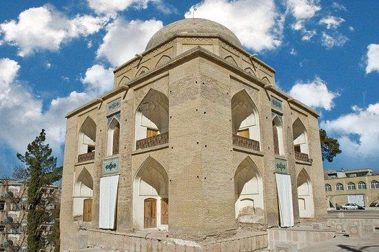 Bi Bi Dokhtaran mausoleum