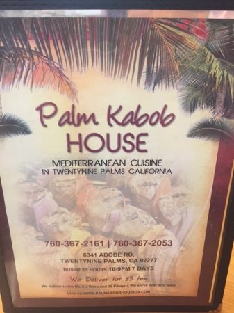 Palm Kabob House Photo