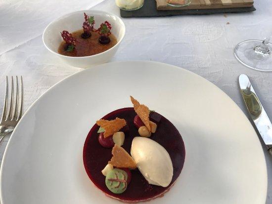 Oestrich-Winkel, Alemania: Dessert