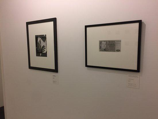 Musée de la Photographie : Un paio di foto in bianco e nero