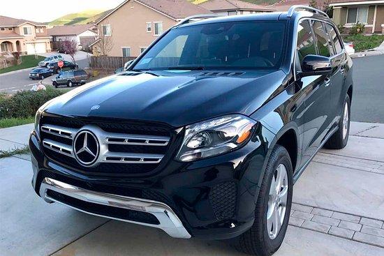 Bay Point, CA: Mercedes Benz GLS of IBDC Premium Transportation