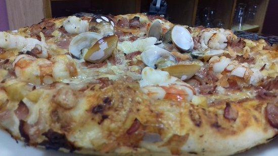 imagen Nova Pizza en Meira