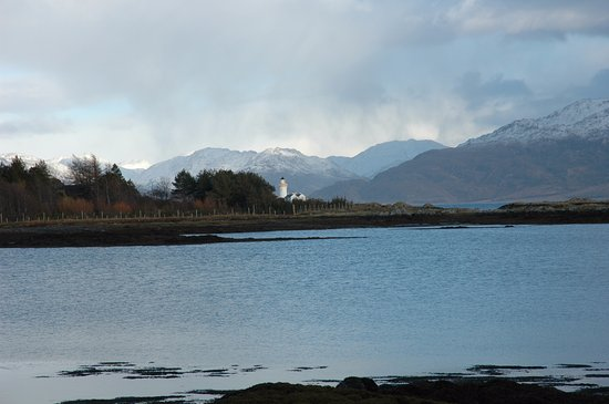 Sleat, UK: The views