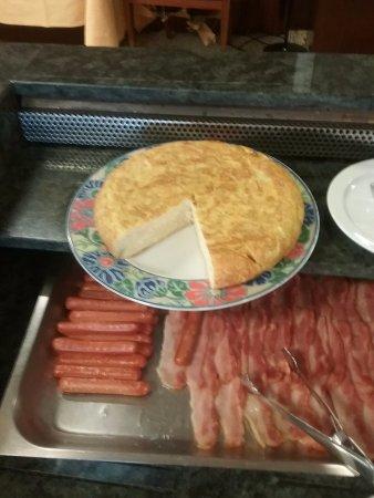 Hotel Trave: Petit déjeuner