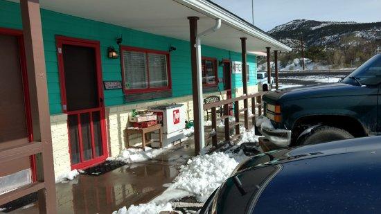 Raton, NM: Cute Retro Motel