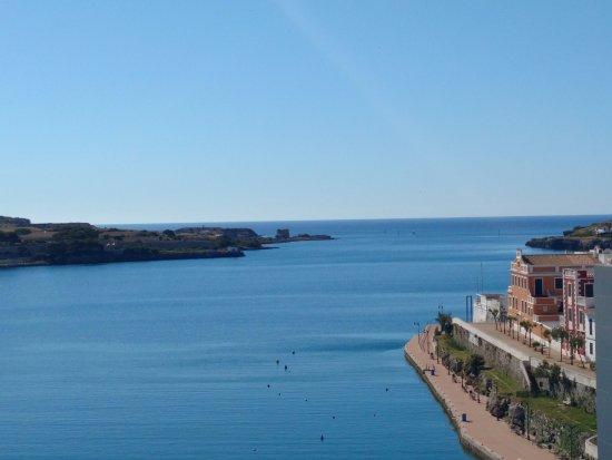 Vistas Desde La Terraza Superior Picture Of Barcelo