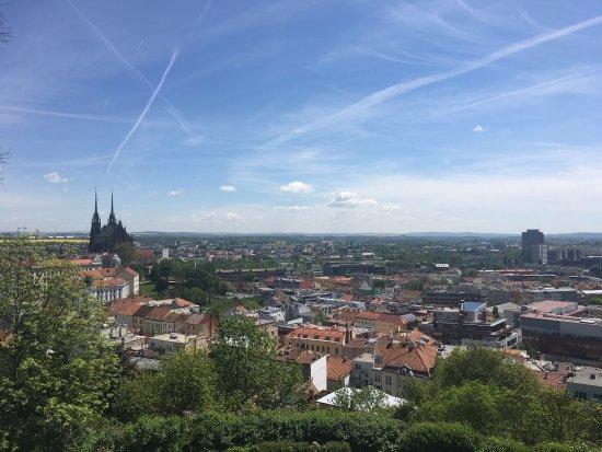 Brno, Czech Republic: Spilberk Castle