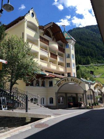 Hotel Post Ischgl: 1st class hotel!