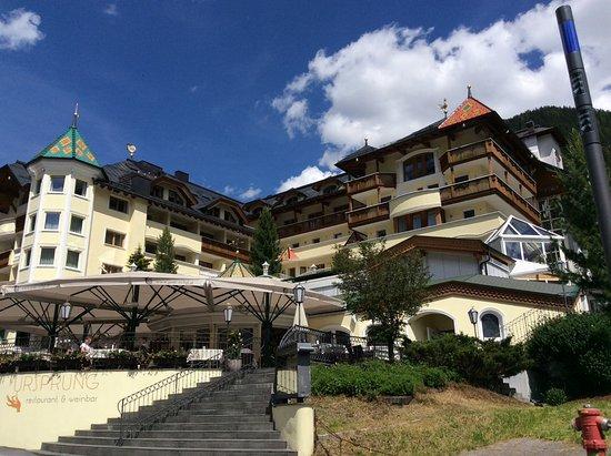 Ischgl Hotel Post
