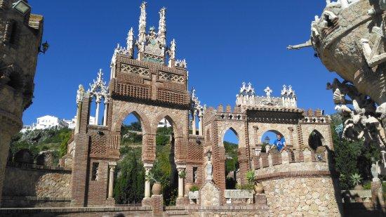 科羅馬雷斯城堡照片
