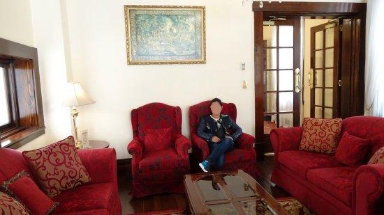 Palais Royale Blue Mountains : Foyer Lounge