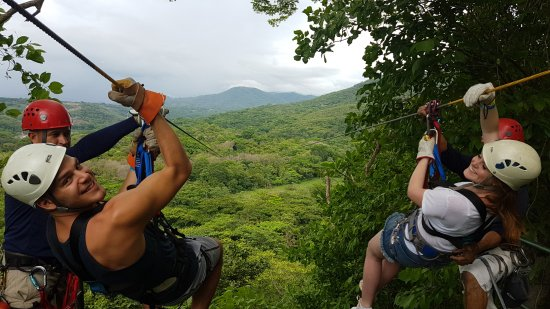 Provincie San Jose, Costa Rica: Let's Race!