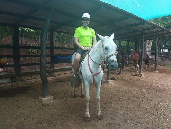 Province of San Jose, Costa Rica: My Horse Sentaya