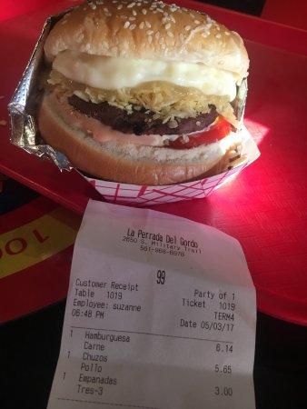el gordo burger picture of la perrada del gordo west palm beach