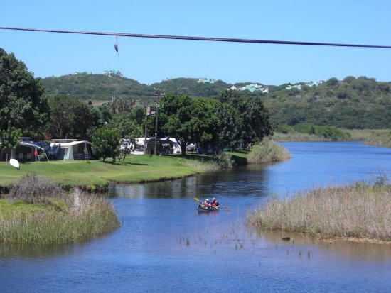 Wilderness, South Africa: Touw River