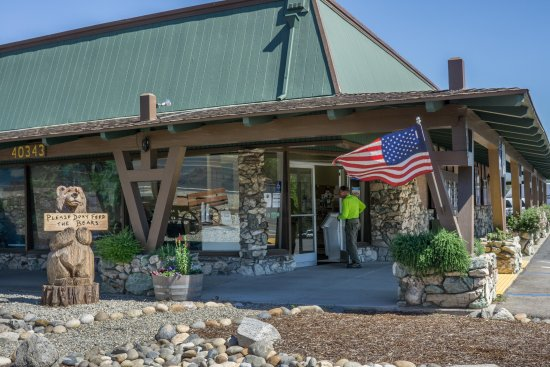 ‪Visit Yosemite | Madera County Main Visitors Center‬