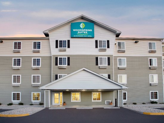 Woodspring Suites Richmond Fort Lee 2 5 Colonial Heights
