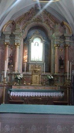 Montemor-o-Novo, Portugal: Altar
