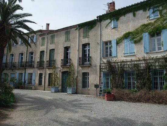 Corneilla-del-Vercol, France : demeure du XVIIIèS