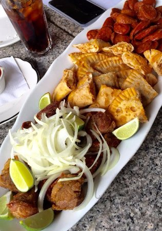 Havana Tropical Cafe: Sampler