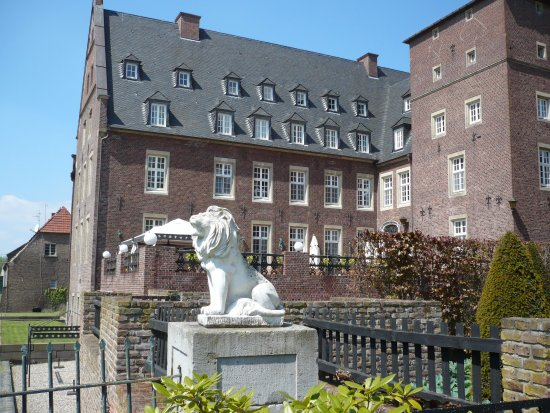 Везель, Германия: Am Schloss.